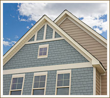 Why fiber cement shingles compare favorably against cedar for Hardie shake siding cost