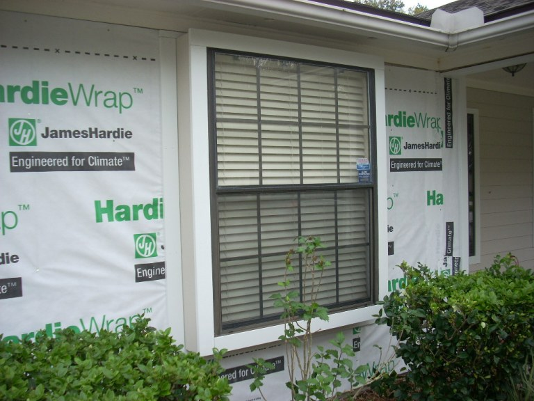 House wrap from James Hardie
