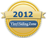 2010 vinylsidingzone badge