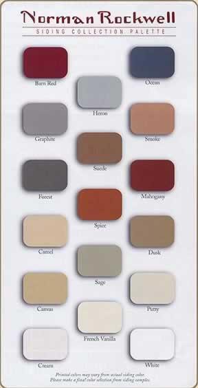 vinyl siding colors color choices and shades vinylsidingzone com